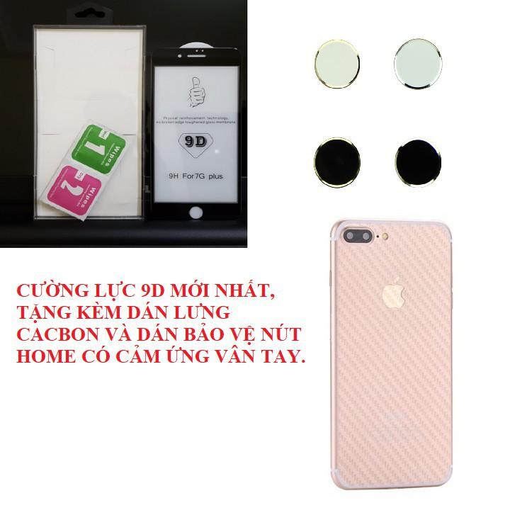 [ Rẻ Vô Địch ] Combo Siêu cường Lực 9D full màn mới nhất cho các đời iphone  Tặng nút home cảm ứng vân tay   Shopee Việt Nam