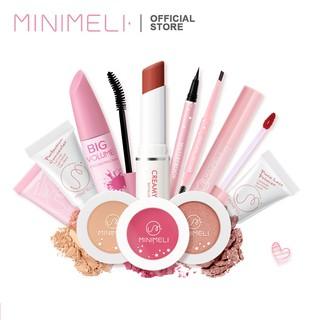 MINIMELI Face Cosmatic Kit Full Makeup Set 11PCS thumbnail