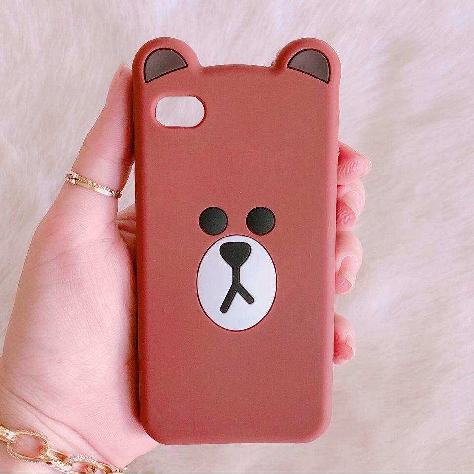 Ốp iPhone 4 / iPhone 4s gấu Brown cute - 3010606 , 965303322 , 322_965303322 , 80000 , Op-iPhone-4--iPhone-4s-gau-Brown-cute-322_965303322 , shopee.vn , Ốp iPhone 4 / iPhone 4s gấu Brown cute