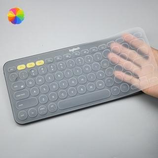 Miếng Dán Bàn Phím Logitech K380 Bằng Silicon Chống Ồn thumbnail