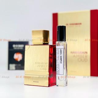 Bi K Shop - Nước hoa AL Haramain Amber Oud Rouge Edition [Mẫu thử]