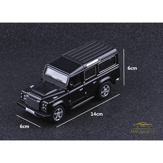 (freeship HN)mô hình xe range rover defender 1:32- 3 màu