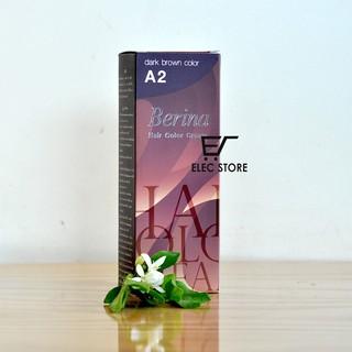 Thuốc nhuộm tóc Berina màu nâu - Thái Lan