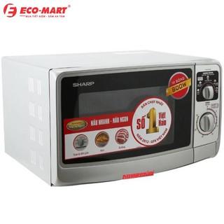 Lò vi sóng Sharp nhập khẩu Thái Lan R21A1 Nấu, hâm nóng, rã đông (Hàng mới nguyên hộp) thumbnail