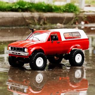 Xe Jeep Bán Tải Điều Khiển Từ Xa Off-road RC 1:16