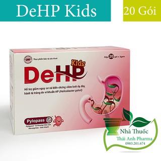 Kiểm soát HP bảo vệ dạ dày DeHP Kids thumbnail