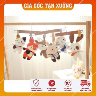 [Chinh Hang] [Xả Hàng] Thỏ Cà Rốt – Thú nhồi bông dễ thương – Quà tặng đặc biệt cho bé – Đồ trang trí phòng bé