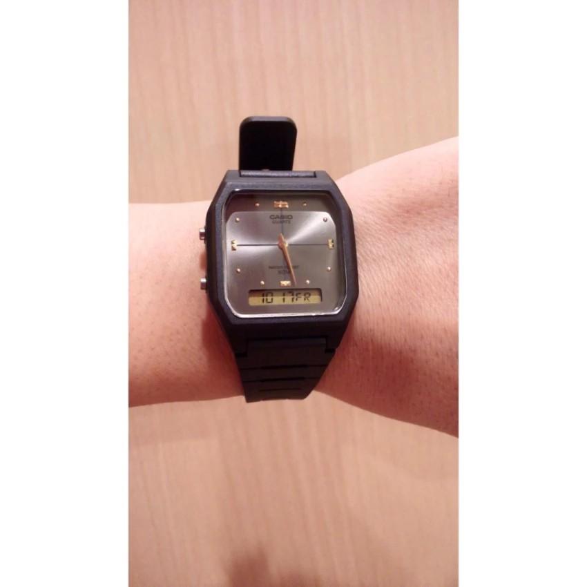 Đồng hồ nam dây nhựa Casio chính hãng Anh Khuê AW-48HE (4 màu sắc)