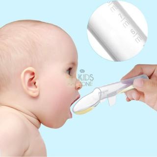 Thìa uống thuốc chống đổ có chia vạch cho bé-Shop hamy6789-118881