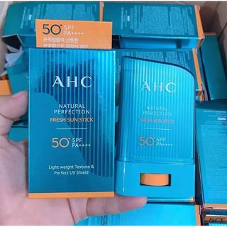 CHỐNG NẮNG DẠNG THỎI A.H.C NATURAL PERFECTION FRESH SUN STICK SPF50+, PA++++ 14G thumbnail
