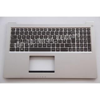 Bàn phím laptop Asus U500 U500V U500VZ UX51 UX51VZ – UX51 (NGUYÊN BỆ)
