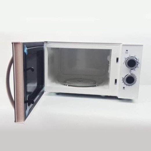 Lò vi sóng 25L Matika MTK-9225 có 3 chức năng: Nướng, hâm nóng, rã đông thức ăn tự cài đặt theo trọng lượng