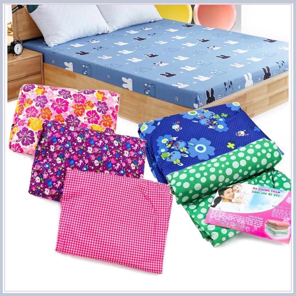 Drap bọc đệm chống thấm nhiều cỡ - Ga phủ trải giường chống thấm nước tuyệt  đối, hoa văn đẹp, chất cotton Hàn Quốc | Shopee Việt Nam