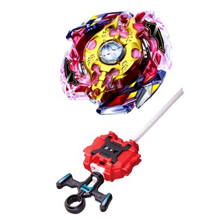 LOVEU* Beyblade Burst B-86 Starter Set With Launcher Grip Kids Gift Toy