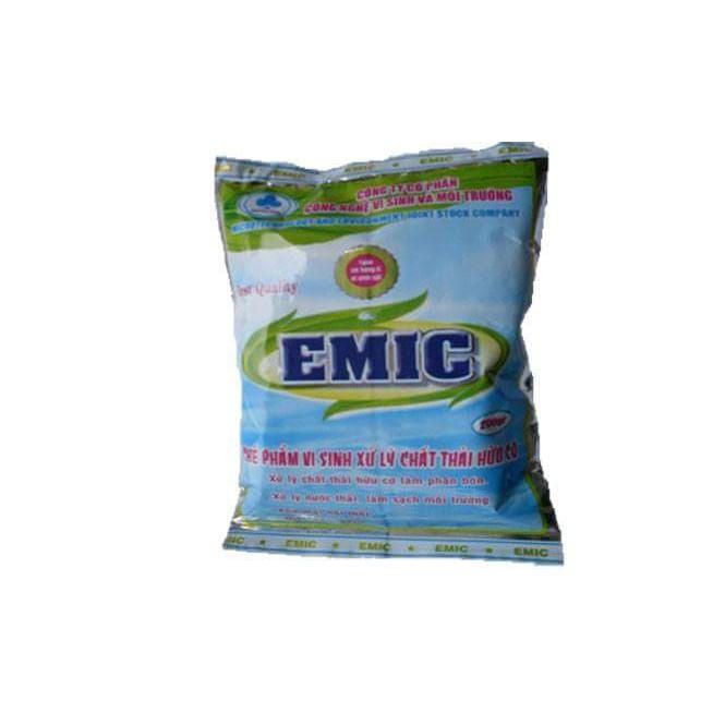 chế phẩm sinh học EMIC