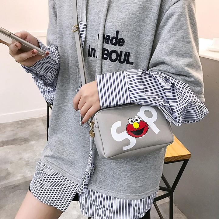 Túi đeo chéo nữ phong cách SUP, TXN109