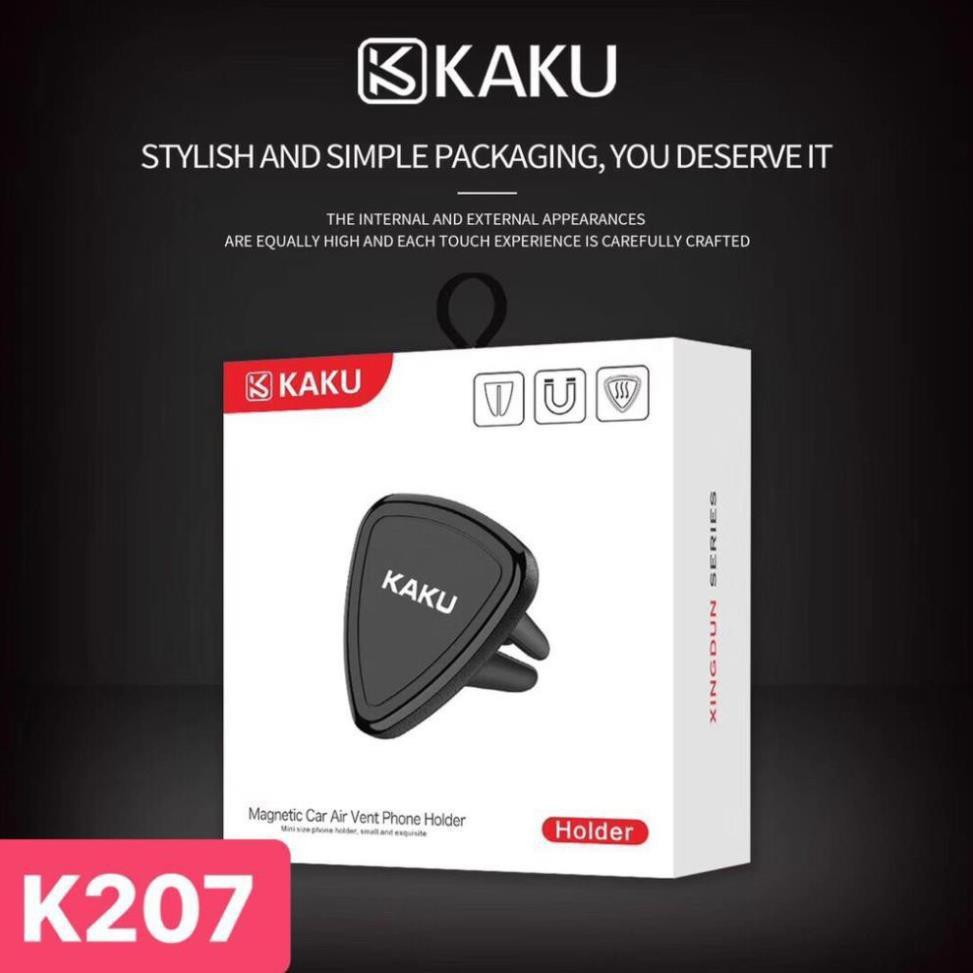 Hít nam châm ⭐ FREE SHIP ⭐đỡ điện thoại trên xe hơi chính hãng KAKU mã KSC-207