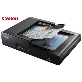 Máy Scan Canon DR F120 Chính Hãng ( Scan 2 mặt tự động, khay ADF 50 tờ)