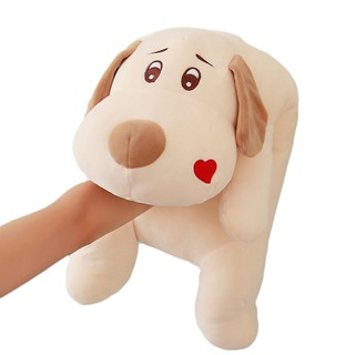 Soft donkey doll dog pillow dog doll doll plush toy new gift for girlfriend
