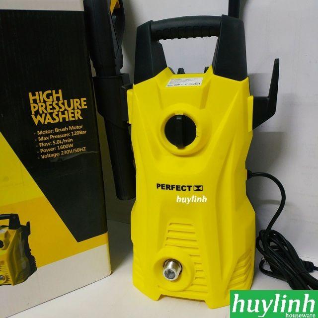 Máy xịt rửa xe cao áp Perfect MO-7050C - 1.600W (Tự hút nước)