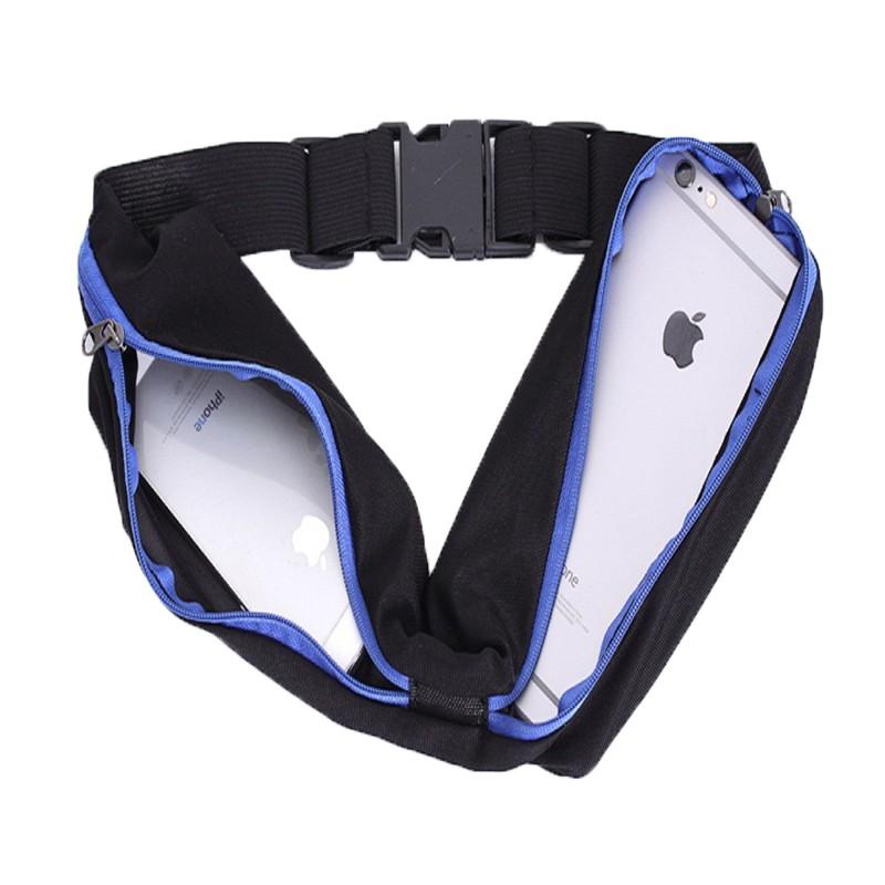 ✐▬Spring and summer outdoor sports men women purse running belt multifunctional travel security waterproof mini contact