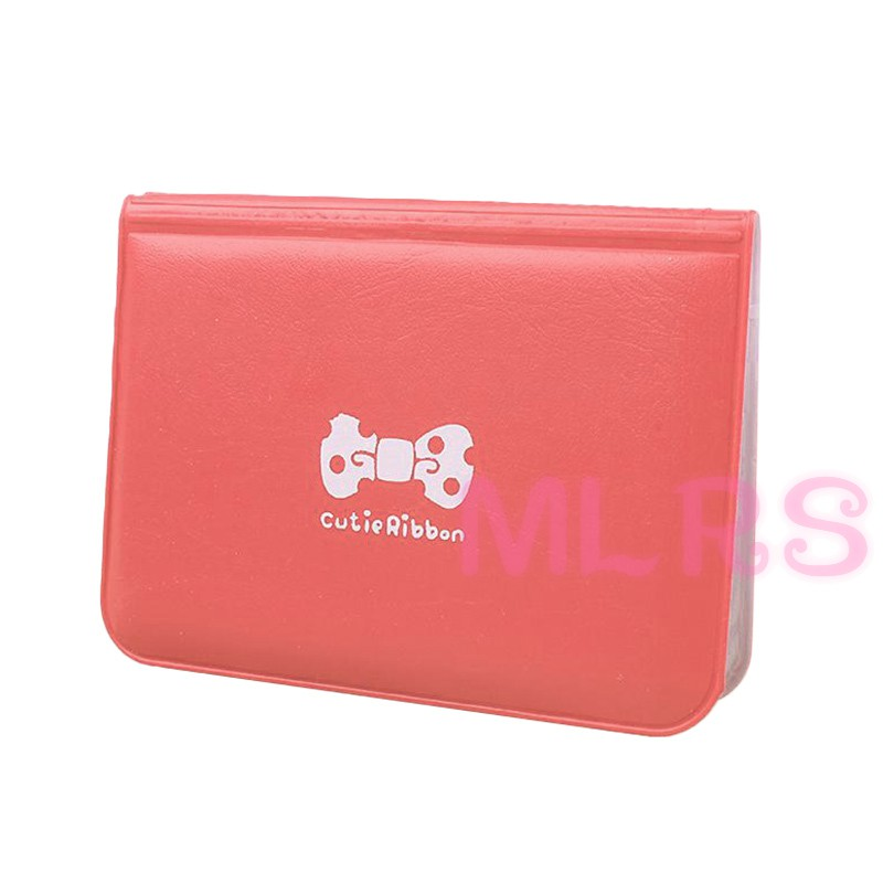 MS Fashion Fation Butterfly Credit Card Holder Case Wallet Business Package Cute Bag For Women &VN