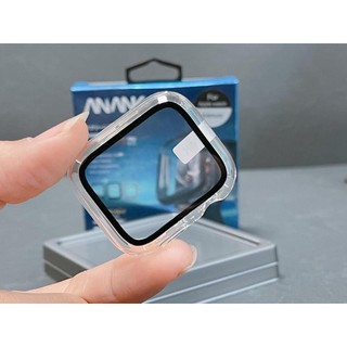 Combo Anank 2in1 ốp lưng , kính cường lực Apple Watch 40mm 44mm