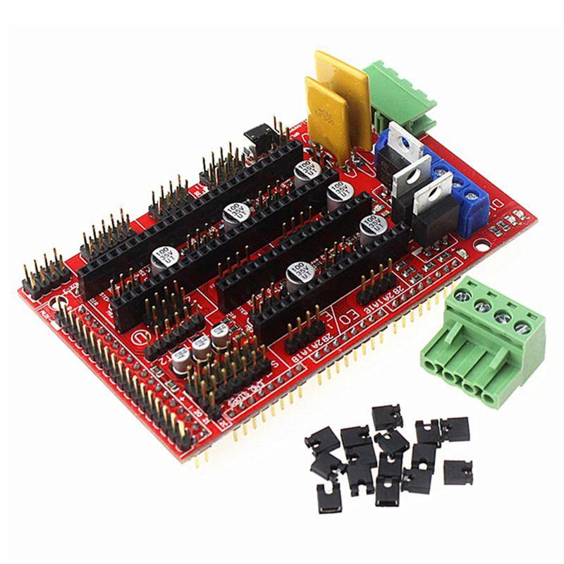 Bảng mạch điều khiển RAMPS 1.4 chuyên dụng cho máy in 3D