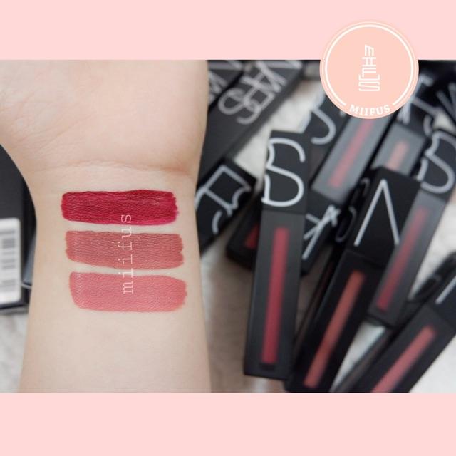 Son Nars Powermatte Lip Pigment