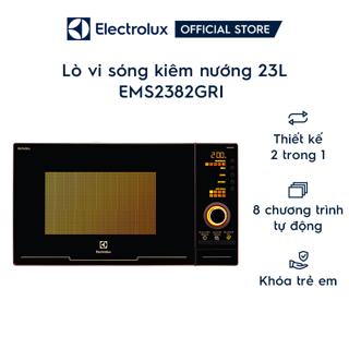 Lò Vi Sóng Electrolux EMS2382GRI 23 Lít