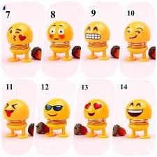 thú nhún Emoji hàng loại 1, cam kết chất lượng