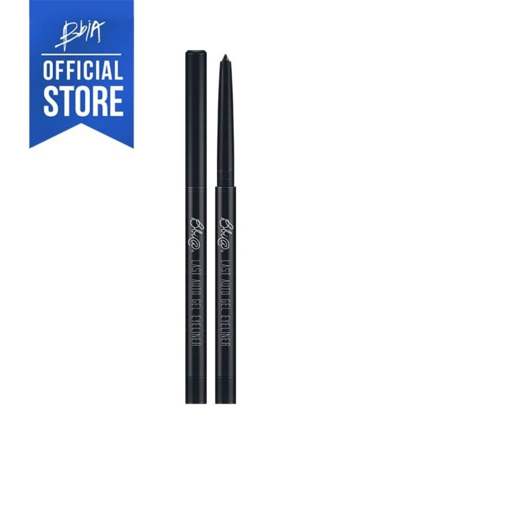 [Mã FMCG199 - 10% đơn 199K] Gel kẻ mắt Bbia Last Auto Gel Eyeliner - 01 Noir 0.3g (Màu đen)