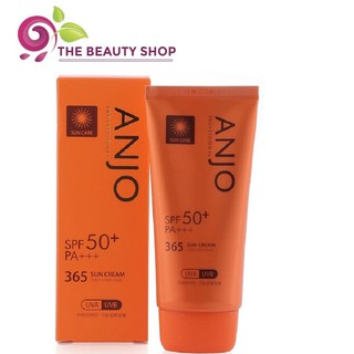 Kem chống nắng mặt và thân ANJO PROFESSIONAL SPF50 PA+++ thumbnail