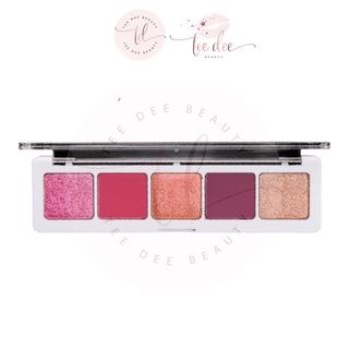 SĂN SALE - Bảng mắt 5 màu Natasha Denona Cranberry, Coral, Jubilee thumbnail