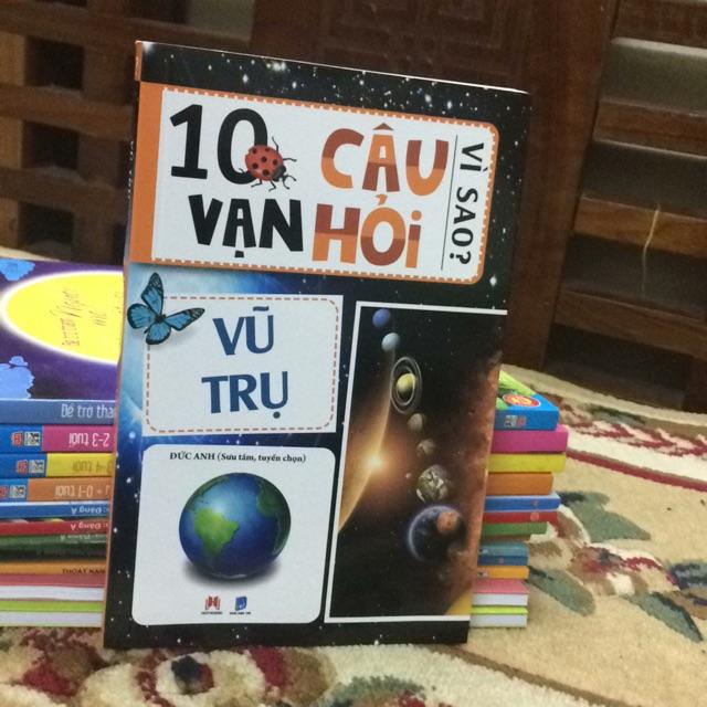 10 vạn câu hỏi vì sao vũ trụ