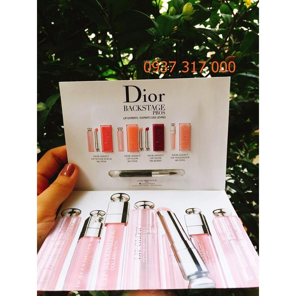 sample Son dưỡng Dior - 2563909 , 707930269 , 322_707930269 , 145000 , sample-Son-duong-Dior-322_707930269 , shopee.vn , sample Son dưỡng Dior