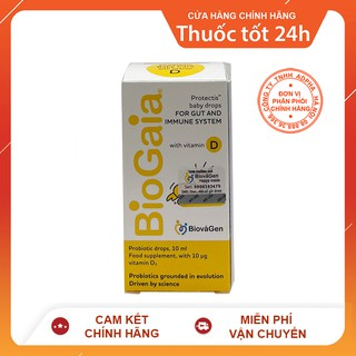 BioGaia + Vitamin D3 10ml