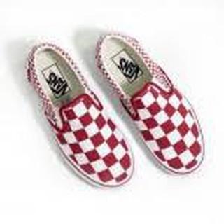 Hình ảnh Giày Vans Slip-On Mix Checker SKU: VN0A38F7VK5-2