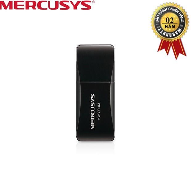 USB thu sóng Wifi tốc độ 300Mbps MERCUSYS MW300UM - Hãng Phân phối chính thức - 10066209 , 876938270 , 322_876938270 , 149000 , USB-thu-song-Wifi-toc-do-300Mbps-MERCUSYS-MW300UM-Hang-Phan-phoi-chinh-thuc-322_876938270 , shopee.vn , USB thu sóng Wifi tốc độ 300Mbps MERCUSYS MW300UM - Hãng Phân phối chính thức