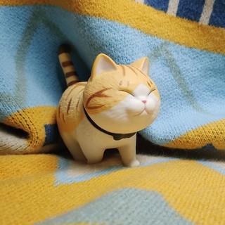 Mô Hình Mèo Xinh Xắn Đáng Yêu Trang Trí Bàn Làm Việc