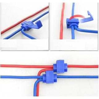 100 Cút nối dây điện nhanh chữ T