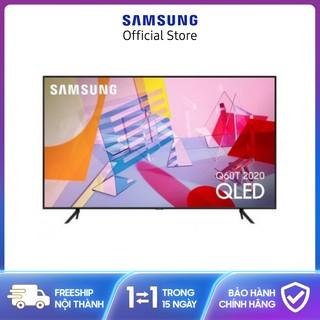 Qled Tivi Samsung 4K 43 Inch QA43Q65TA hệ điều hành Tizen OS, Screen Mirroring (đối với điện thoại Android) và Airplay 2