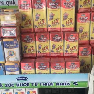 Thùng Sữa bột pha sẵn grow plus của Vinamil 110ml thumbnail