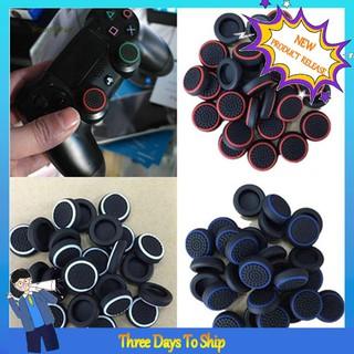 Bộ vỏ bọc cần xoay chất liệu silicone cho tay cầm của máy PS3 PS4 thumbnail