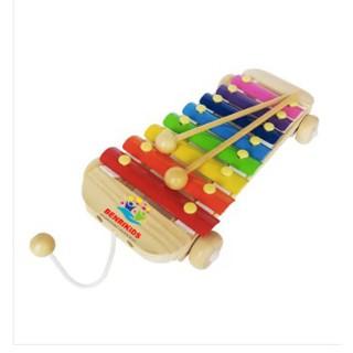 SỈ Đồ Chơi Đàn Gõ Xylophone 8 Thanh Giúp Bé Phát Triển Năng Khiếu Âm Nhạc