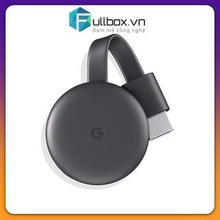 Thiết bị truyền nội dung lên tivi - google chromecast 3