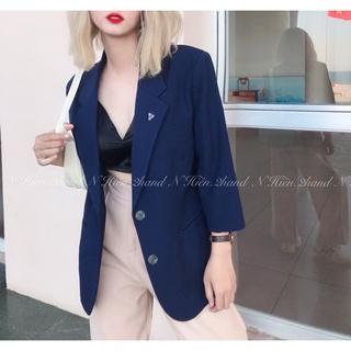 Áo khoác vest blazer Hàn si tuyển chọn N Hiền.2hand – V100
