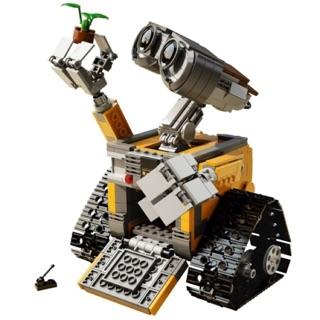Lego robot Wall-E 687 mảnh ghép