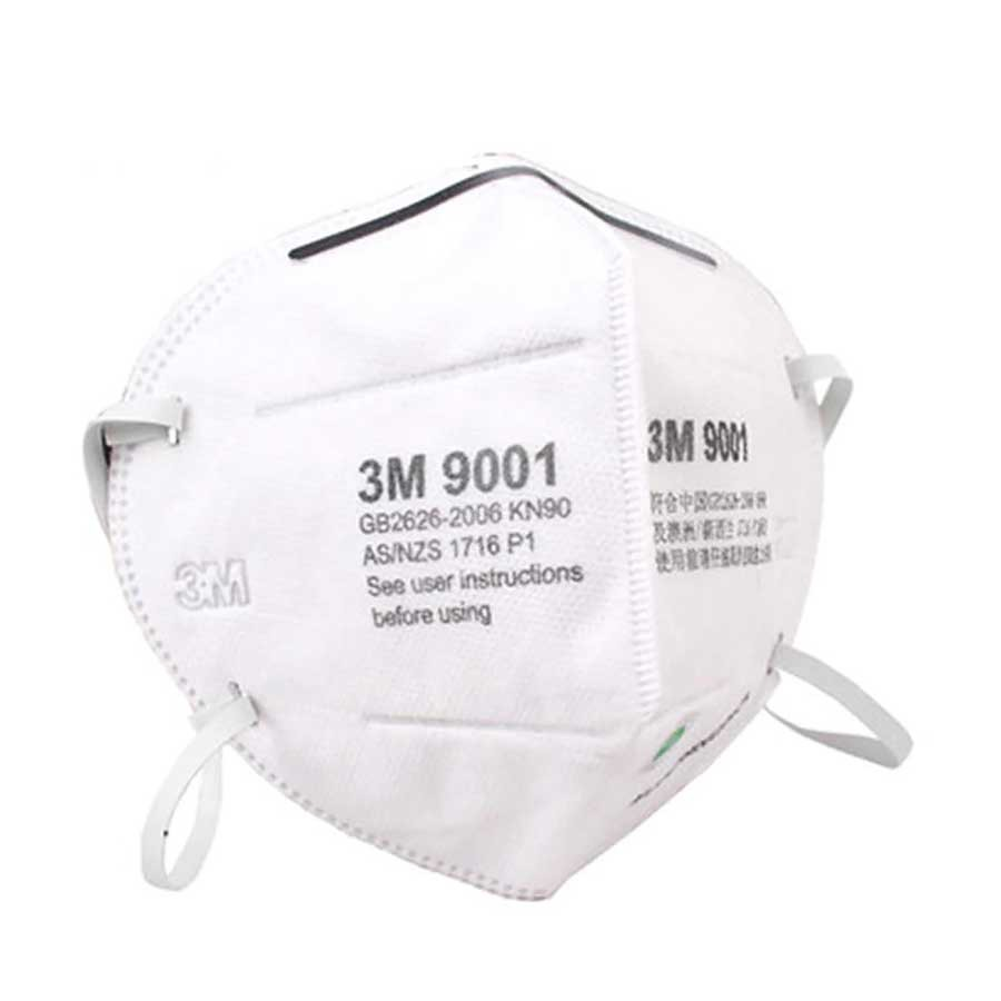 [CHÍNH HÃNG] Khẩu trang 3M, Khẩu trang kháng khuẩn có van KN95 (Eco mask)