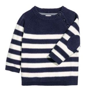 Áo len HM bé trai từ 8 cân đến 17/18 cân ( 6 tháng đến 4 y)